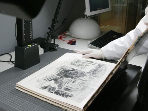 Digitalización y archivo